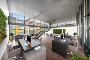 Nauticus Business Center. Büroräume Bern mieten. Zentrum Talstrasse